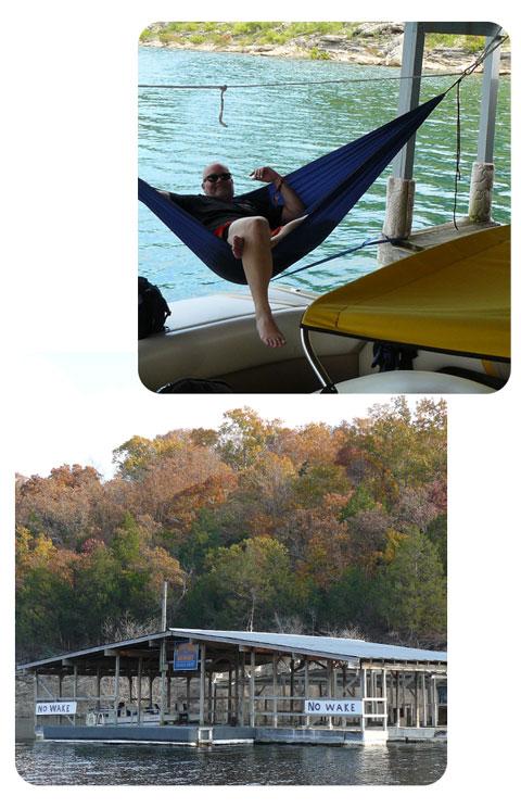 Bull Shoal Lake Resort with Dock
